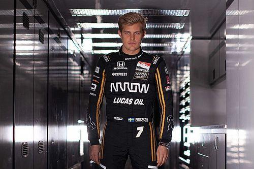 Ericsson az IndyCarban reális esélyt lát a győzelemre
