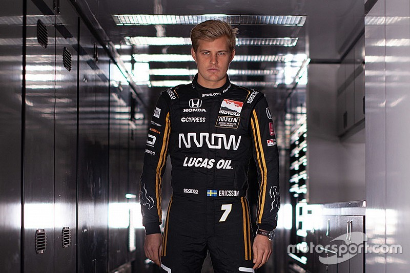 "Ericsson: Winning IndyCar race in 2019 is ""realistic"""