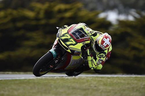 Moto2 : Les pilotes suisses Aegerter et Raffin dans le top 10 en Australie