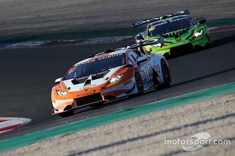 Lamborghini, Finali Mondiali PRO-PRO AM: Cozzolino/Yazid e Spinelli/Perez conquistano Gara 1 nel caos degli errori