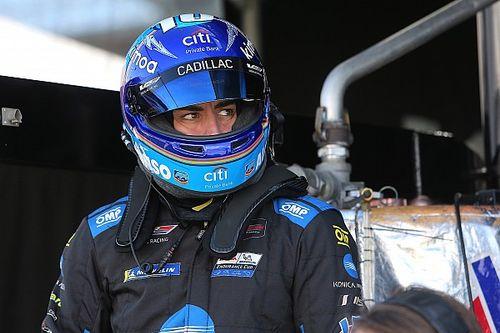 """Alonso : À Daytona, une ambiance qui serait """"impensable"""" en F1"""