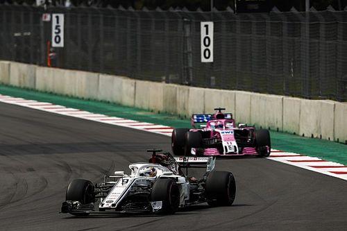 A Force India nem érti, hogyan léphetett ekkorát előre a Sauber