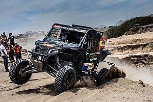 Gerard Farrés recupera el liderato del Dakar en SxS