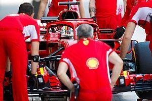 Fotogallery F1: la prima giornata dei Test Pirelli di Abu Dhabi