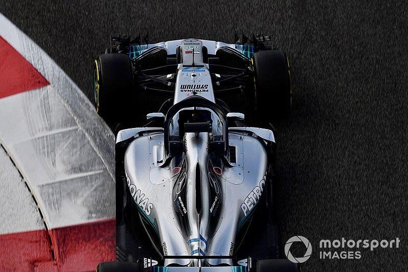 Новая аэродинамика Ф1 должна помочь обгонам. Но кажется, она поможет еще и Mercedes