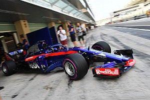 Возвращение Квята в Ф1 и не только. Каким получился второй день тестов в Абу-Даби