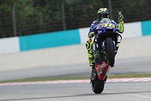 """Rossi: """"En Australia trabajamos mucho con los datos después de la carrera"""""""