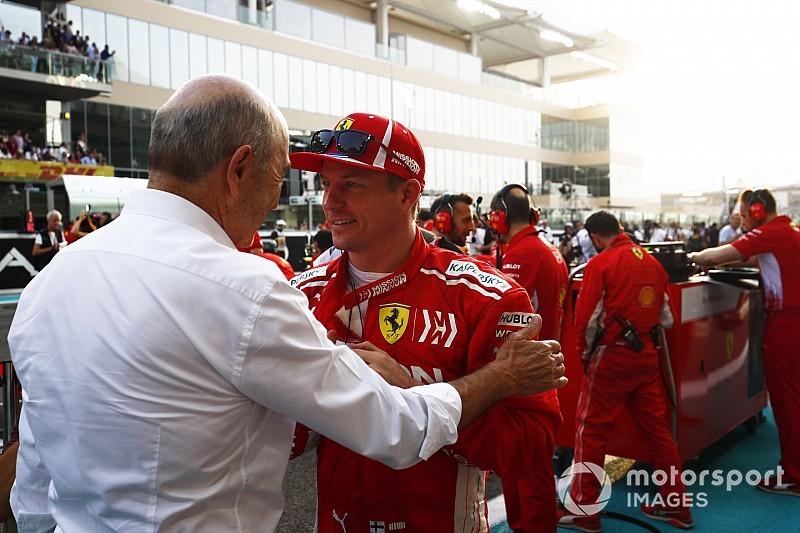 Kimi Räikkönen lett az év versenyzője a Forma-1 2018-as szezonjában a rajongók szerint