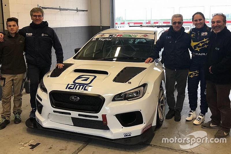 Molly Taylor guiderà la Subaru della Top Run in TCR Australia