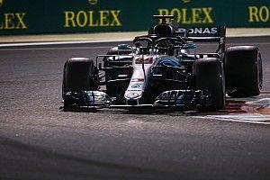 Hamilton ve a Red Bull como un rival para la victoria en Abu Dhabi
