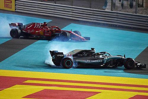 Elegia Abu Dhabi: festeggiato il passato, il presente e il... futuro della Formula 1