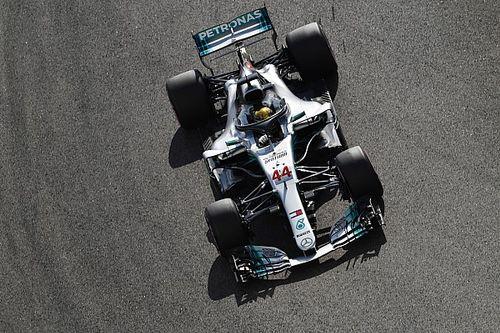 Ergebnis: Formel 1 Abu Dhabi 2018, Qualifikation