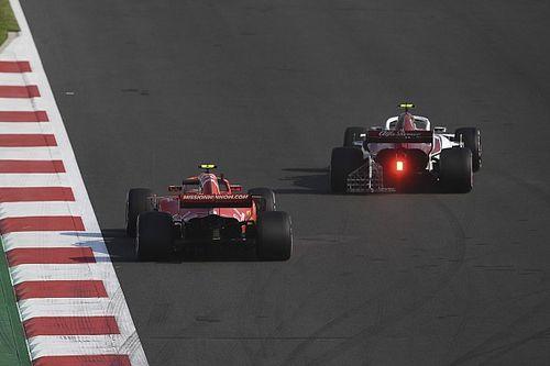 Giovinazzit nagyon motiválja, hogy Räikkönen csapattársaként versenyezhet az F1-ben