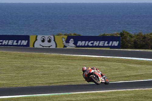 【リザルト】MotoGPオーストラリアGP フリー走行3回目結果