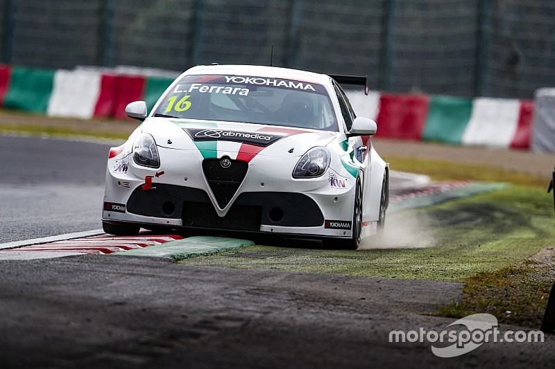 Supercars squad to run Alfa Romeos in TCR Australia
