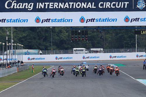 MotoGP cambiaría de fecha Aragón para colocar Tailandia