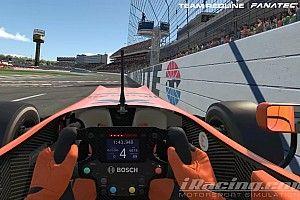 Vidéo - Quand Verstappen fait tomber les records sur iRacing