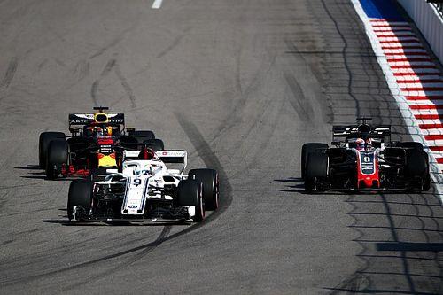 "Ricciardo : ""J'ai perdu gros au premier tour"""