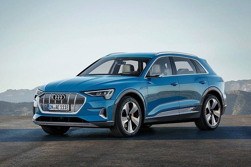 В Audi вирішили скоротити виробництво електрокара e-tron