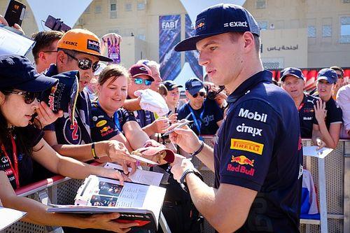 """Verstappen se recusa a """"parecer um idiota"""" com serviço público"""