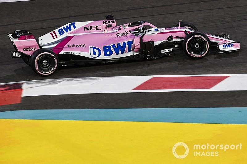 Tras una mala calificación, Pérez espera sumar puntos en Abu Dhabi