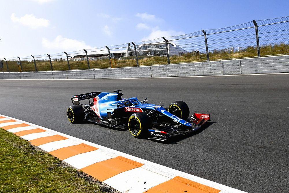 Alonso a Holland Nagydíjról: Az F1-es autók nem ezekre a kanyarokra lettek tervezve