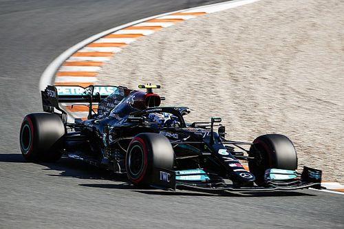 """F1: Bottas sai feliz, mas diz que Red Bull estava """"inalcançável"""" na classificação"""