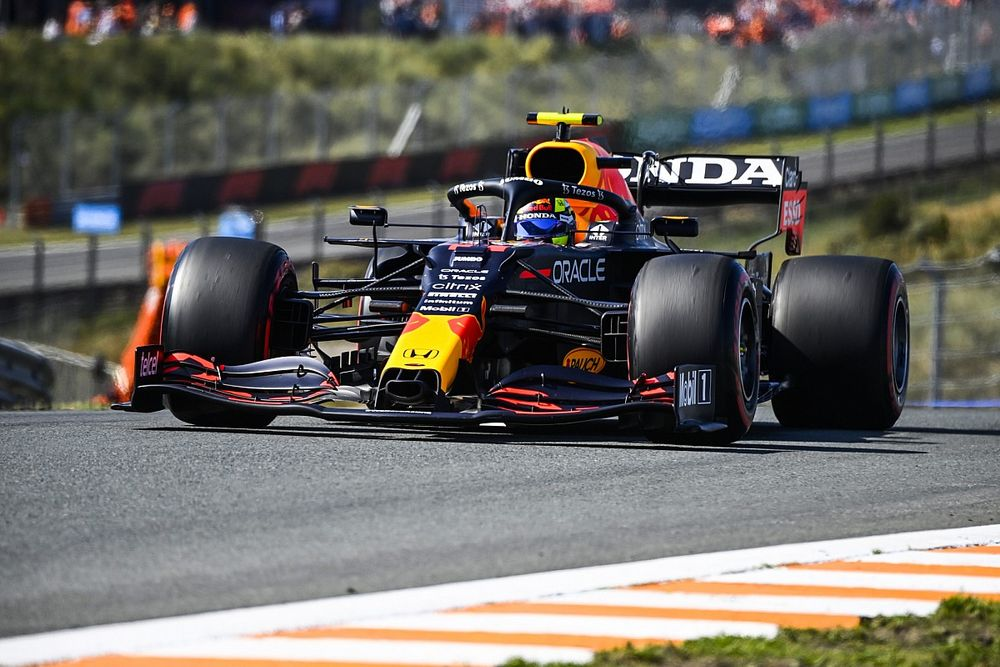 Perez and Latifi set for Dutch GP pitlane starts