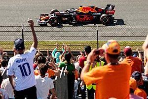 Fotogallery F1: Max profeta in patria al GP d'Olanda