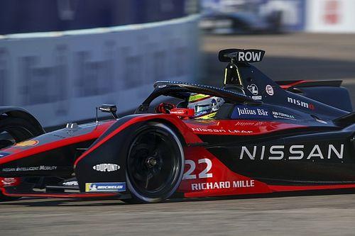 Berlin E-Prix: Rowland pips Gunther in final practice