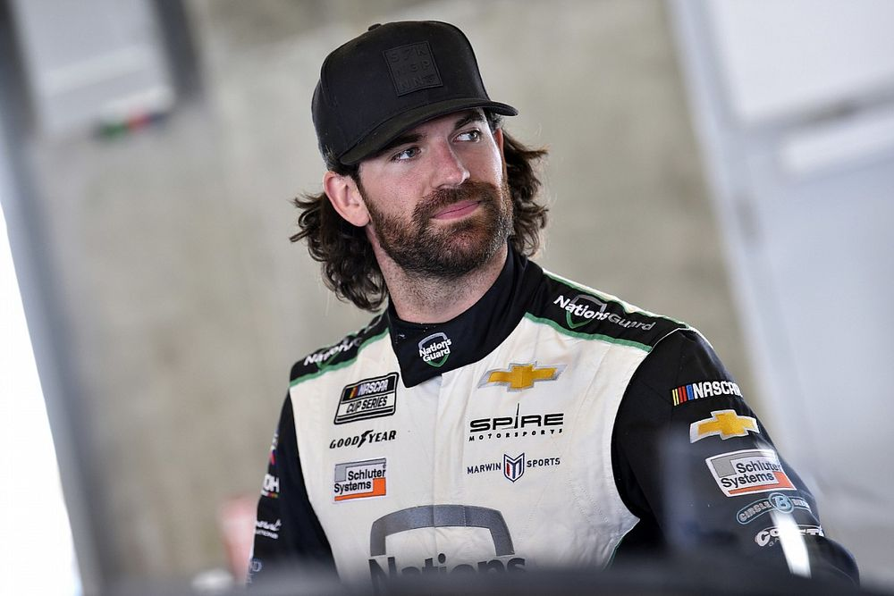 Corey LaJoie sidelined due to COVID-19 protocols