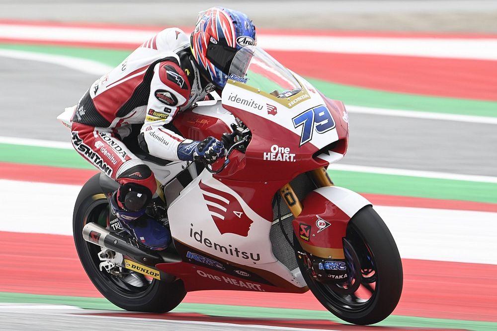 Moto2オーストリア決勝:2位小椋藍、Moto2クラス初表彰台獲得! フェルナンデス、KTMホーム戦で優勝