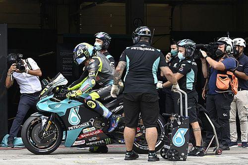 """Rossi: """"Que Viñales corra en Silverstone sería lo mejor para todos"""""""