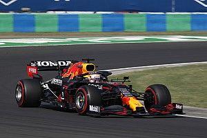 F1: Honda confirma que motor de Verstappen não danificou em acidente na Grã-Bretanha