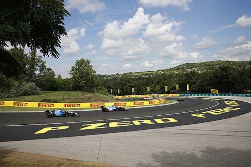 A qué hora es hoy la carrera de Hungría de F1 y cómo verla