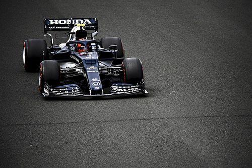 Gasly: ''Ferrari ve McLaren'ın önünde olmayı beklemiyorduk''