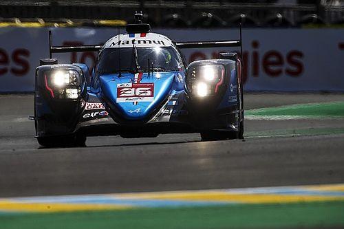 La fiche technique de l'Alpine A480 aux 24H du Mans