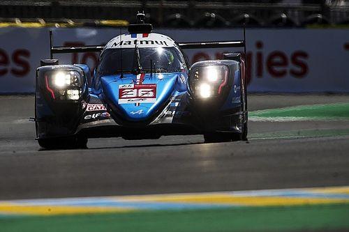 """EL3 - Alpine avec 1""""5 d'avance, une Toyota dans le mur"""