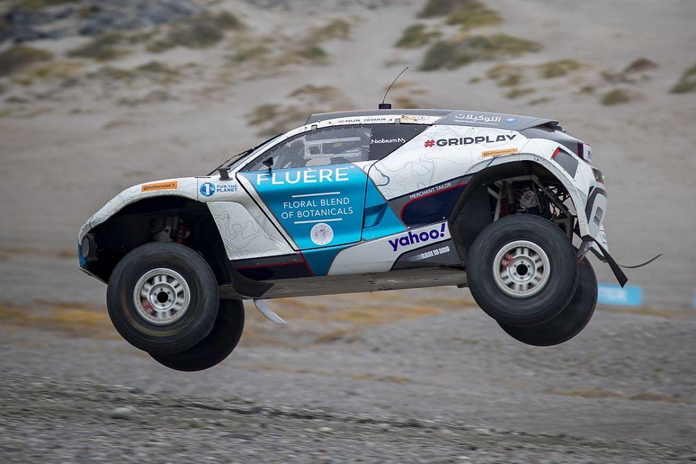 Команда директора McLaren впервые выиграла в Extreme E
