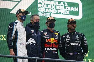 Belçika GP: Başlatılamayan yarışı Verstappen kazandı, Russell ve Williams podyuma çıktı!