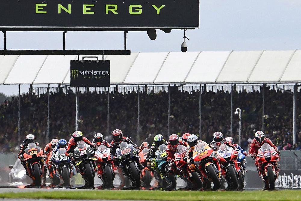 El vuelta a vuelta del GP de Gran Bretaña 2021 de MotoGP