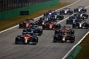 """الفورمولا واحد """"لا تفكّر أصلًا"""" في اعتماد السباقات القصيرة في كلّ جولة"""