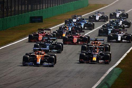"""F1 """"nem considera"""" expandir corridas sprints a todos os GPs no futuro"""