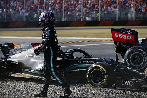"""Hamilton attacca Max: """"Sapeva che ci saremmo scontrati"""""""