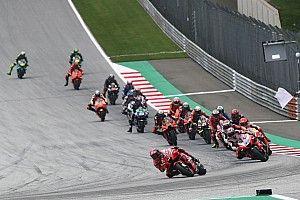 El vuelta a vuelta del Gran Premio de Austria 2021 de MotoGP