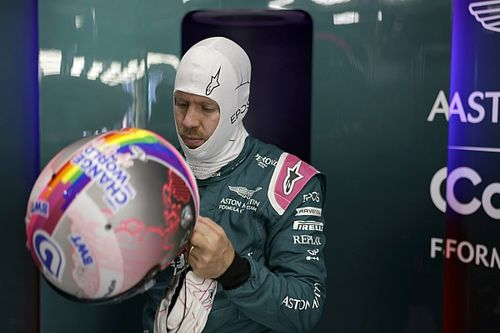F1: Vettel é advertido por usar camiseta 'LGBTQIA+' durante hino da Hungria