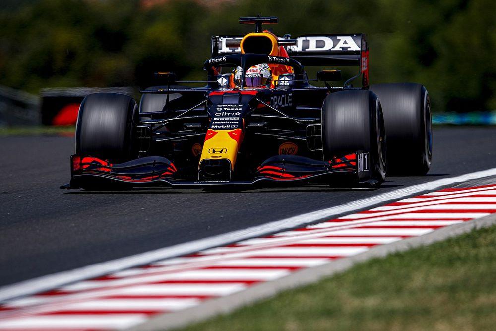 匈牙利大奖赛FP1:维斯塔潘最快,梅赛德斯落后0.1秒