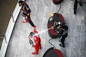 Estado del campeonato de F1 tras el GP de Rusia