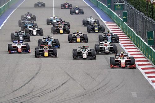 La Fórmula 2 presenta un calendario 2022 monstruoso