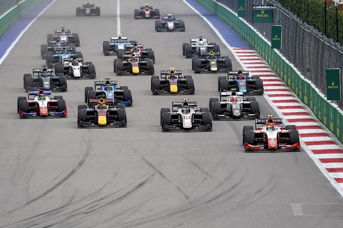Un calendrier de 28 courses pour la F2 en 2022